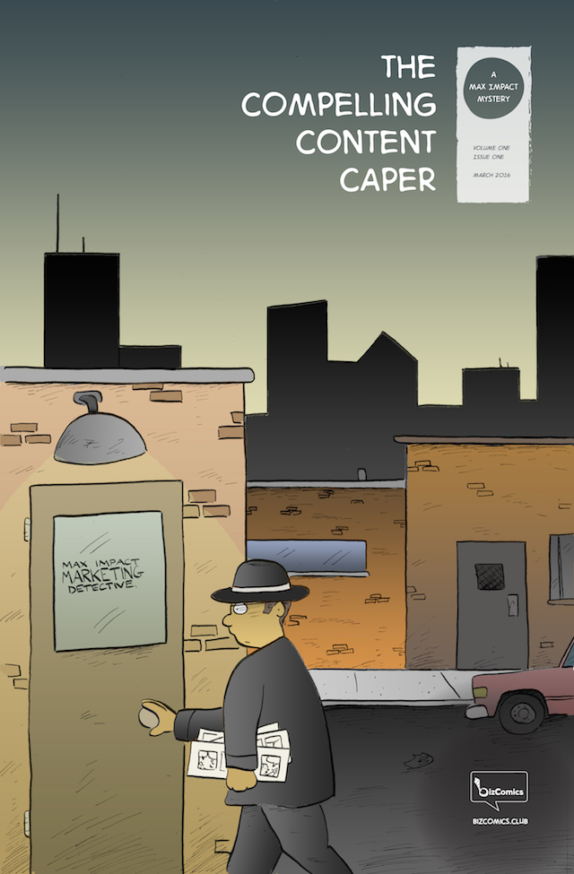 The Compelling Content Caper