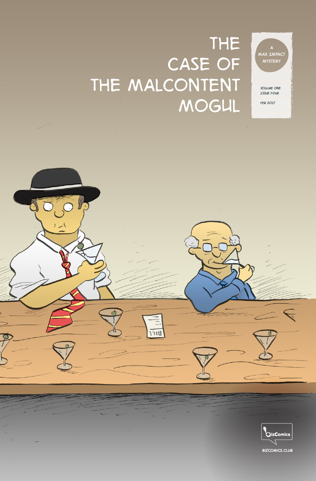 The Case of the Malcontent Mogul