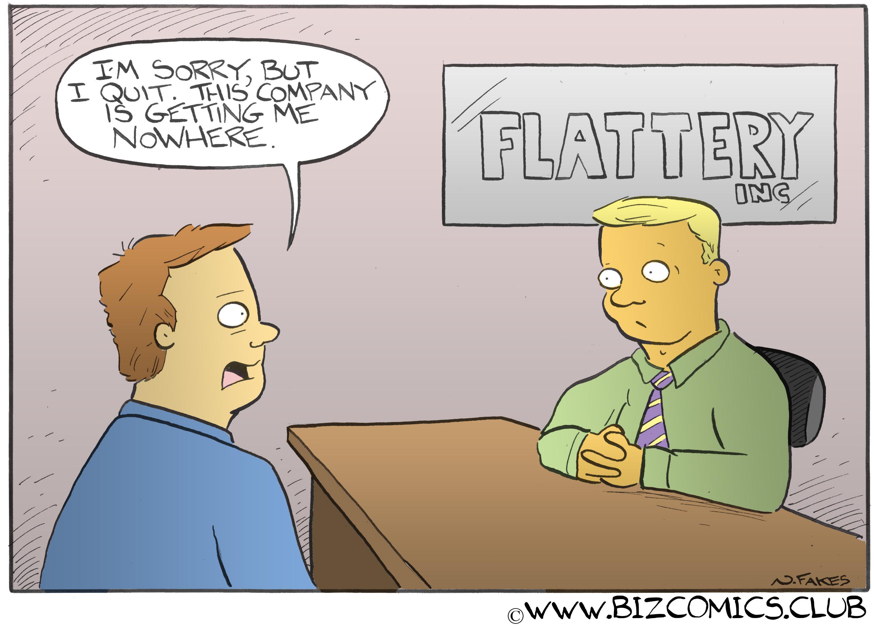 Go Flatter Yourself